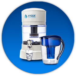 Продуктите на Hygea Water