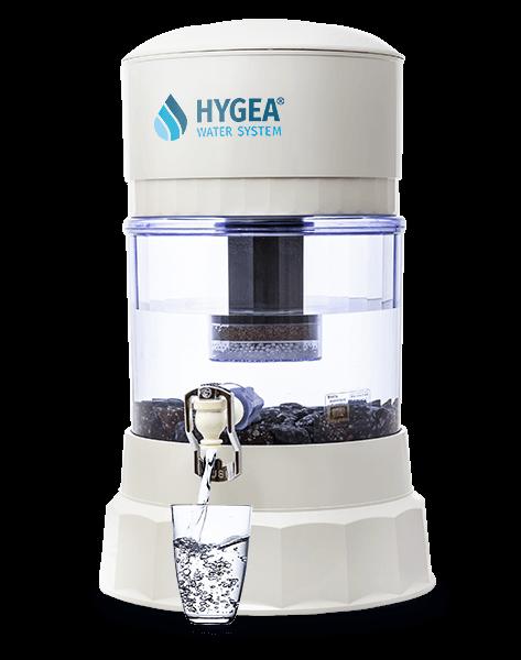 Hygea Water System - 8-степенна система за филтриране, алкализиране и йонизиране на вода