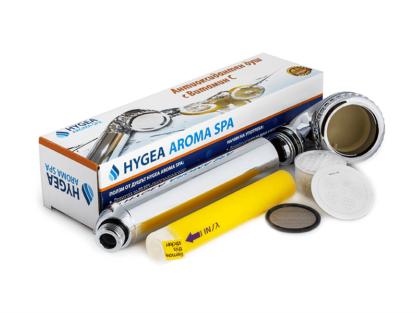 Hygea Aroma Spa душ