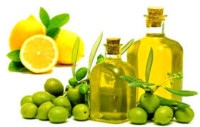 lemon-olive oil