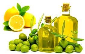 lemon-olive oil