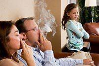 Вторичен цигарен дим
