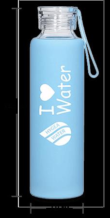 Технически характеристики на бутилката Hygea Water