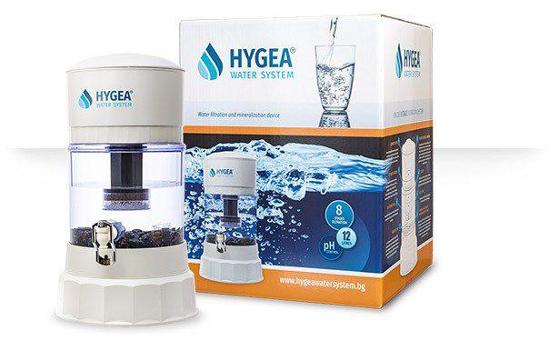 Hygea Water System - много повече от просто още един филтър за вода