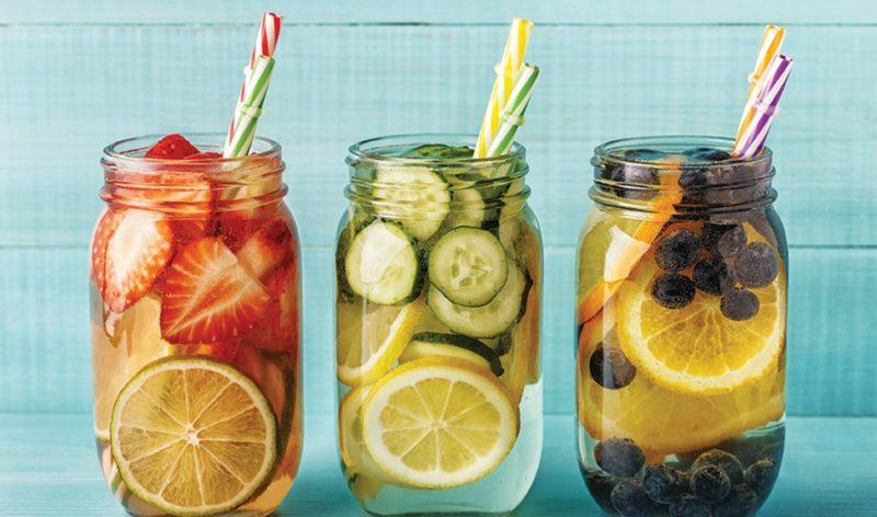 Водата като антиоксидант