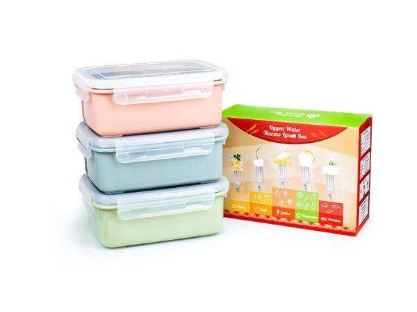 Избери твоята кутия за храна между няколко красиви и актуални цвята