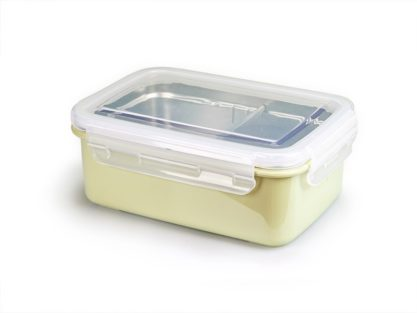 Hygea Water Thermo Lunch Box Green