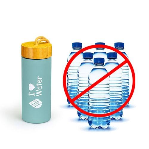 Предимствата на бутилката Hygea Water пред пластмасовите