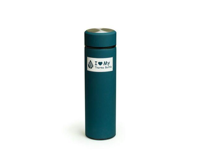 Термо бутилка Hygea Water - цвят Син