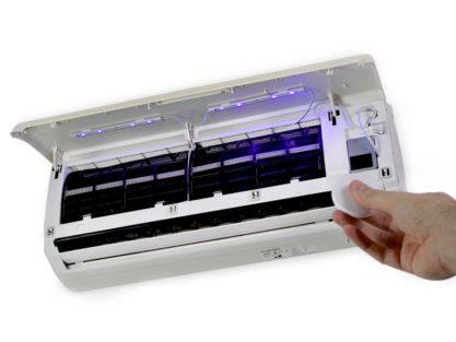 Hygea Air UV Led - система за дезинфекция на въздуха за климатици